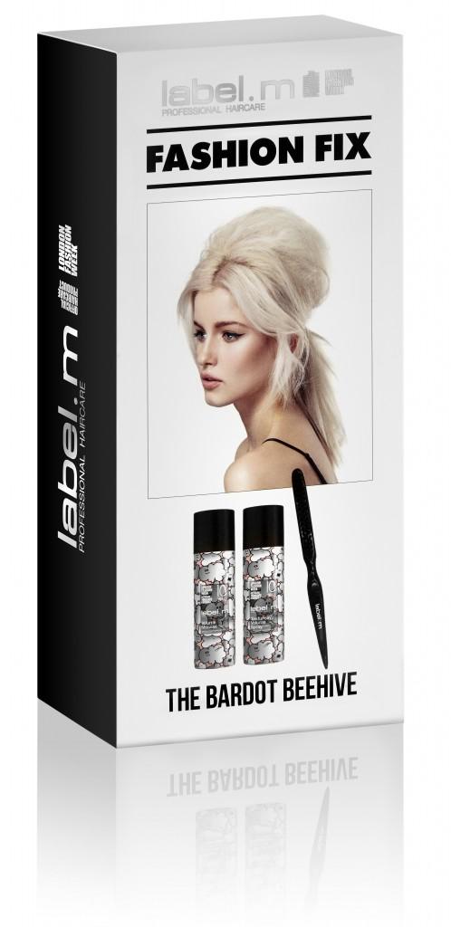 label.m Fashion Fix Kit - Bardot Beehive