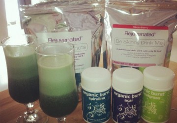rejuvenated products and organic burst