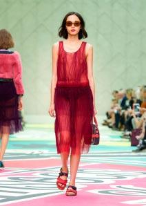 Burberry Prorsum Womenswear SS15