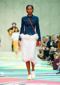 Burberry Prorsum Womenswear Spring Summer 2015 Collection - Look 4