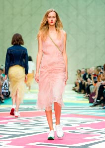 Burberry Prorsum Womenswear Spring Summer 2015 Collection - Look 7
