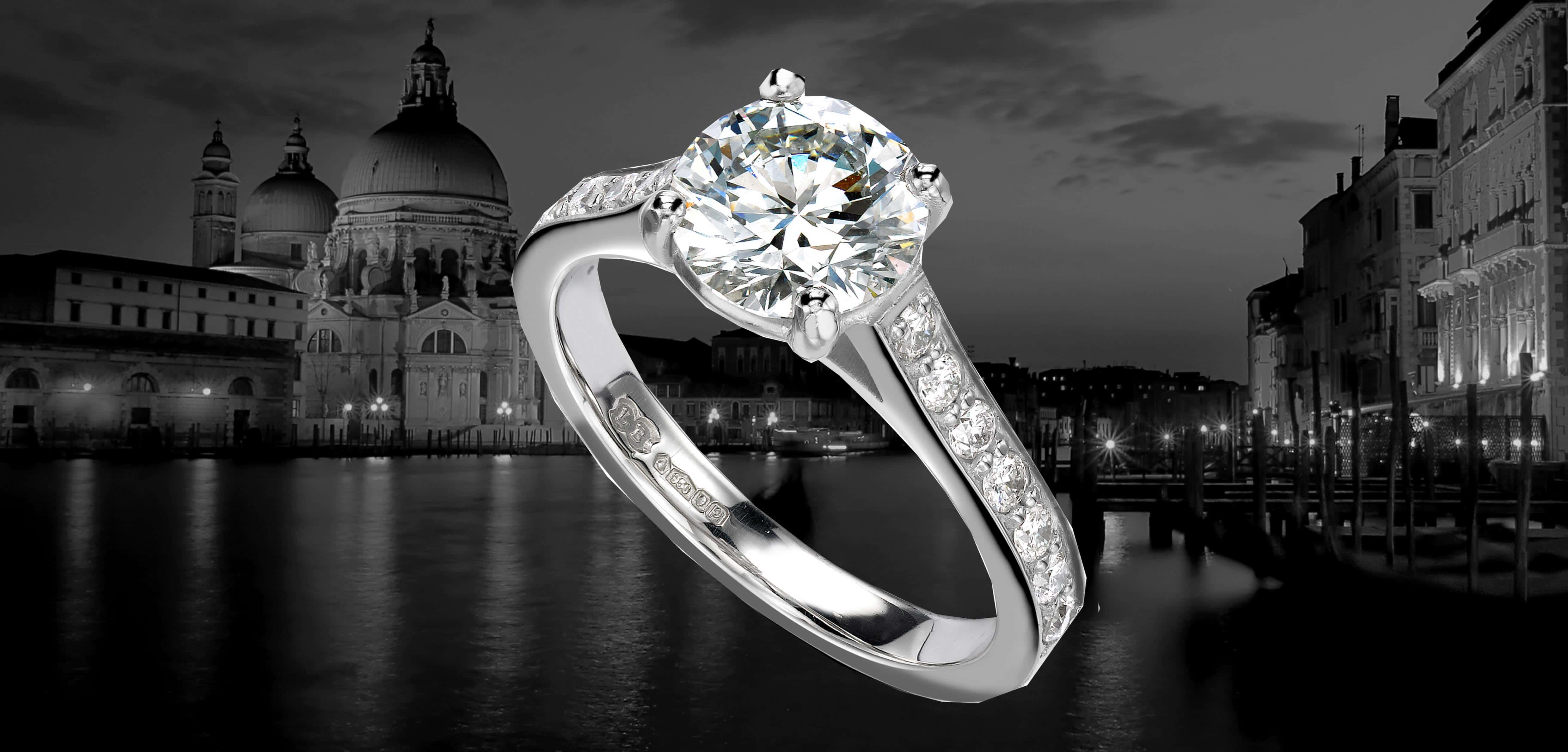 History Of Engagement Rings Ultimate Lifestylist