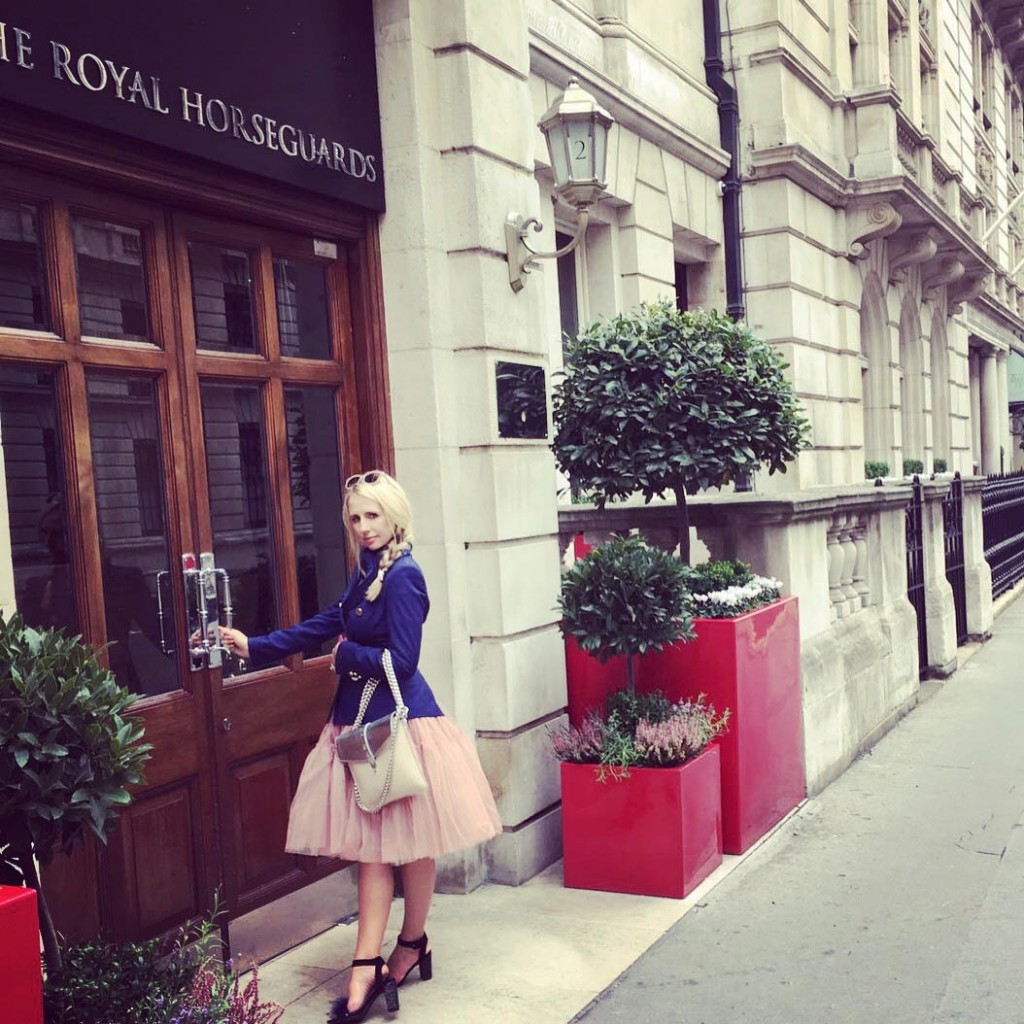 THE ROYAL HORSEGUARDS HOTEL LONDON
