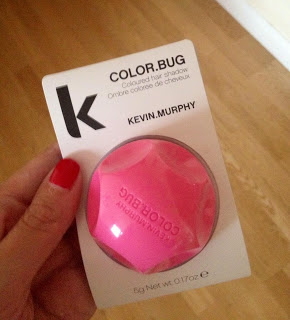 MY REVIEW ON THE COLOUR BUG BY KEVIN MURPHY